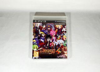 Disgaea 4 PS3 (Nuevo-Precintado)