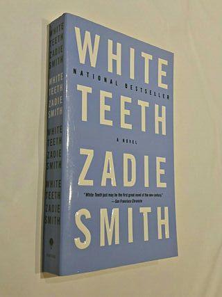 Libro en inglés: White Teeth by Zadie Smith