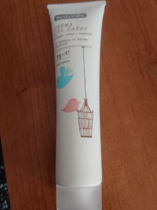 Crema de pañal SUAVINEX