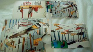 Máquinas y herramientas bricolaje