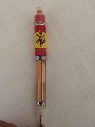 Bolígrafo legión española