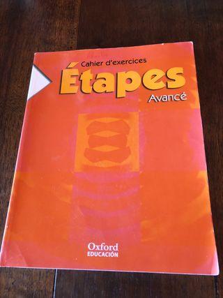 Libro de francés como nuevo