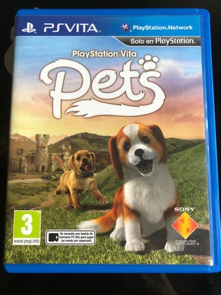 PlayStation Vit Pets
