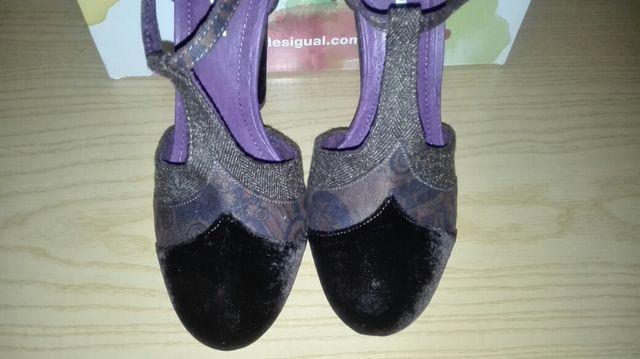 Zapatos Desigual t39
