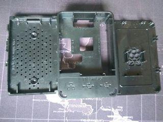 Caja raspberry pi 2 y 3
