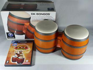 DK Bongos + Donkey Konga Gamecube
