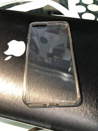 Funda iPhone 8 Plus / 7 Plus transparente