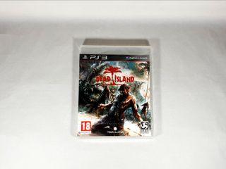 Dead Island PS3 (Nuevo-Precintado)