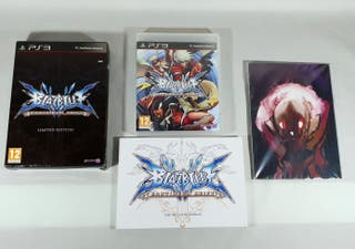 Blazblue Limited Edition PS3