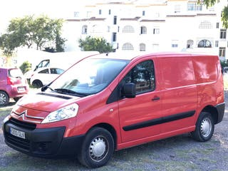 Citroen Jumpy 2009
