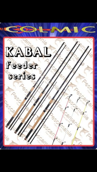 Caña Feeder colmic kabal 3.60