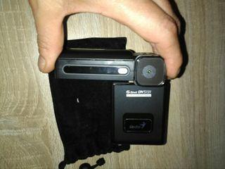 cámara de vídeo de grabar