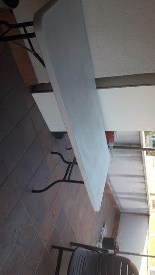 Vendo mesa para exterior PRECIO NEGOCIABLE