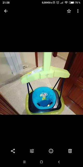Columpio Saltador Air Jumper de Jané
