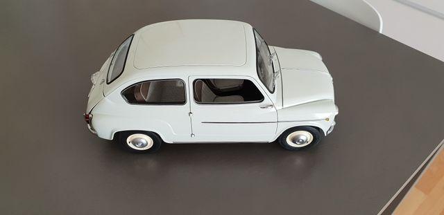 Maqueta SEAT-600