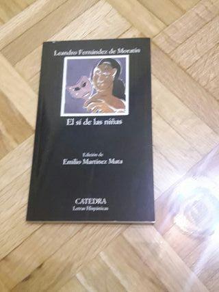 Libro: El sí de las niñas