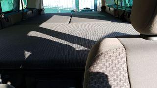cama para furgoneta