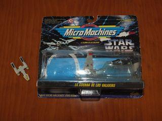 Micromachines Star Wars