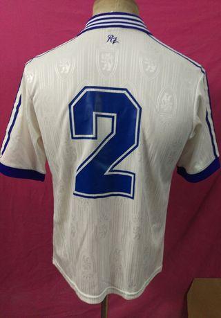 camiseta fútbol Real Zaragoza