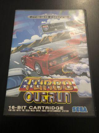Videojuego Turbo OutRun