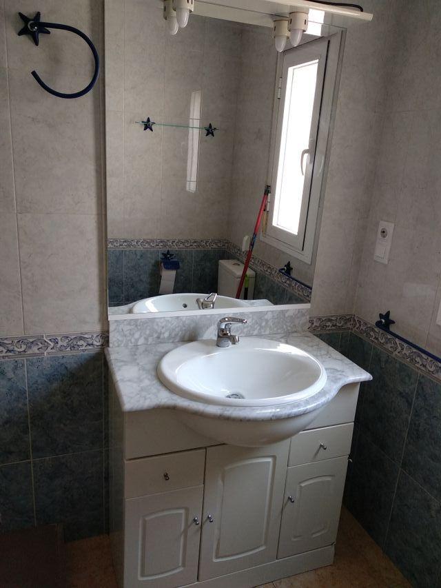 Mueble cuarto de baño de segunda mano por 80 € en Alcalá de Guadaíra ...