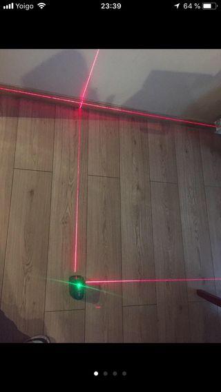 Nivel laser autonivelante Bosch profesio