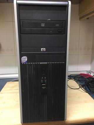Torres Hp 7900 con Windows 10