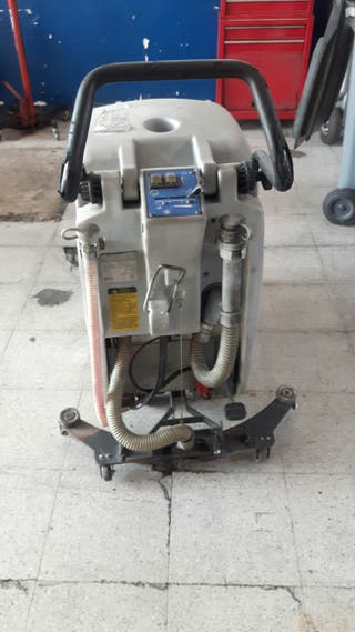 Fregadora industrial