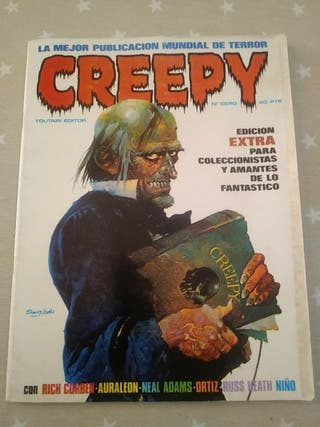 comic creepy