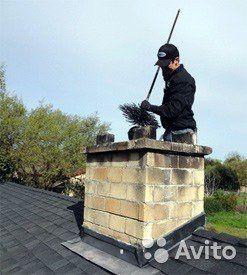 Limpieza de chimeneas deshollinar