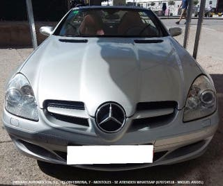 Mercedes-Benz SLK 350 272 CV.