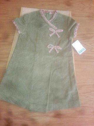 vestido para bebés de segunda mano en colindres en wallapop