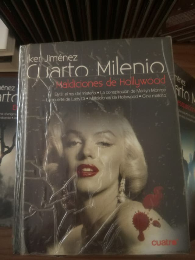 Dvd-libros Cuarto Milenio Temporada.1 de segunda mano por 15 € en ...