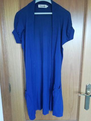 Chaqueta azul talla 38