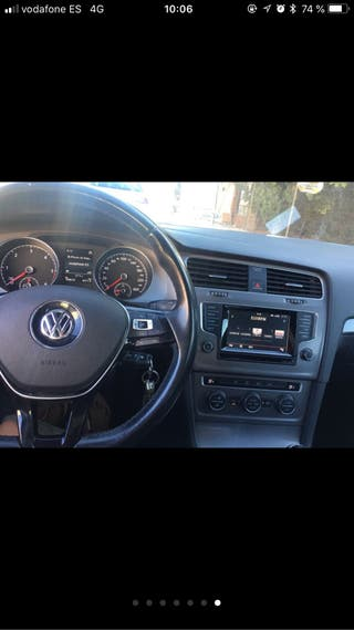 Volkswagen Golf Serie 7 2014