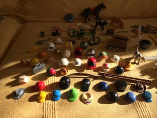Accesorios para playmobil