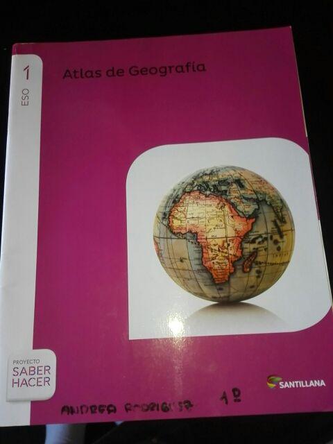 atlas de geografía 1 de eso