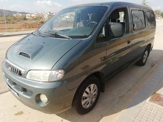 Hyundai H1 2.5 CRDI 140 cv 6 plazas en buen estado