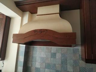 Cubre Campana de madera