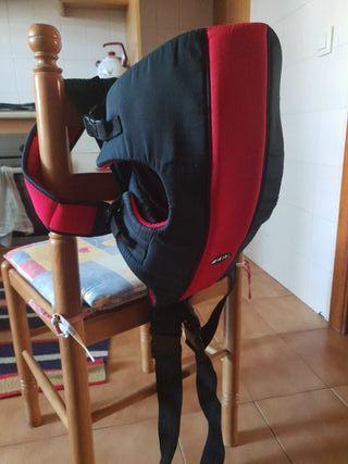 mochila portabebes Jane