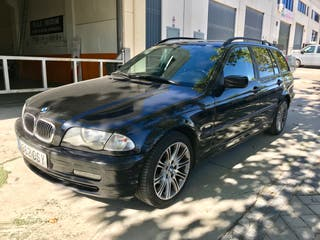 BMW Serie 320d Touring