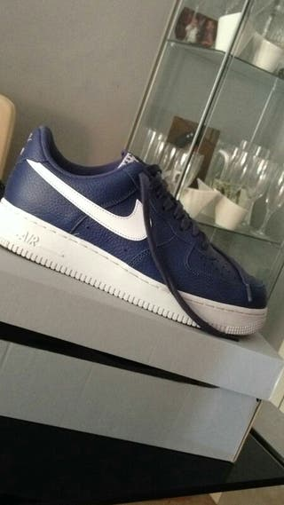 Zapatillas Air Force Azules
