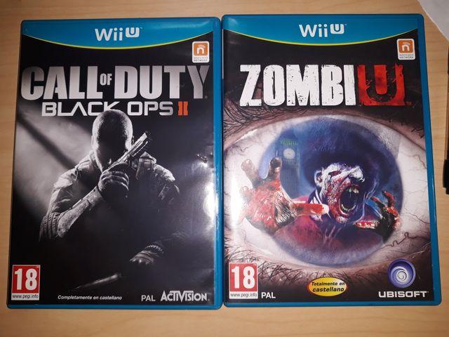 Juegos Wii U 2x15 De Segunda Mano Por 15 En Malaga En Wallapop