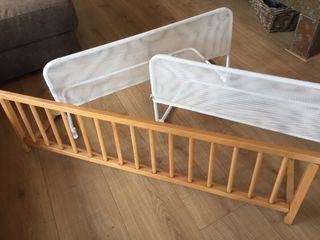 Barreras cama barrera cama