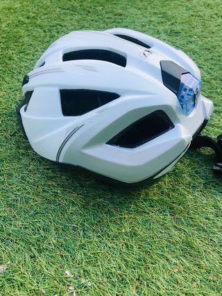 Helmet for bicycle