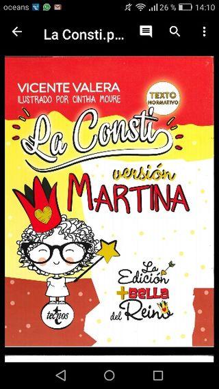 Manuales y test #oposiciones Martina