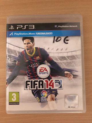 FIFA 14 - Ps3 *REBAJADO*