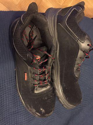 Zapatos de trabajo Paredes