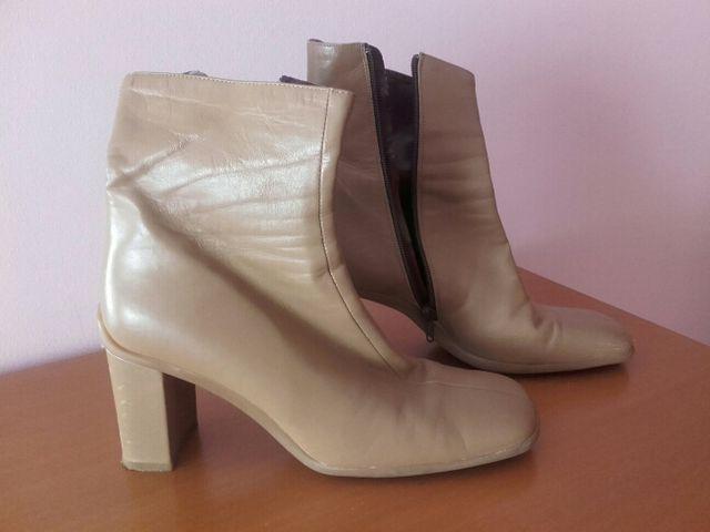 ebd2577c421 Botines zapatos botas mujer ropa moda de segunda mano por 3