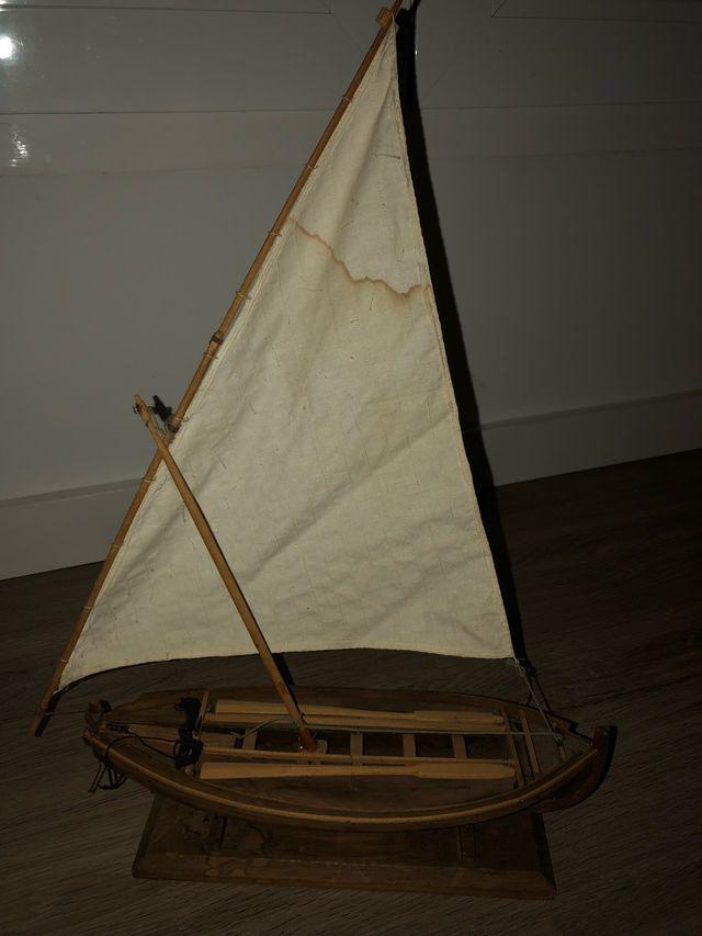 Maqueta nave